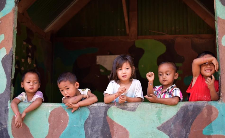 Retina- martenitsi in Thailand 2