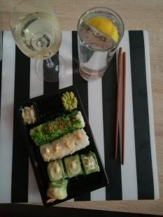 Yum sushi