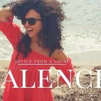 Francesca Porzio about Valencia on and off the beaten path