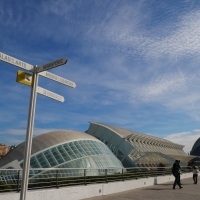 Valencia | The City of Arts & Sciences and the Beautiful Gardens of Turia