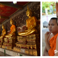Bangkok Express | My first conversation with Buddhist monks